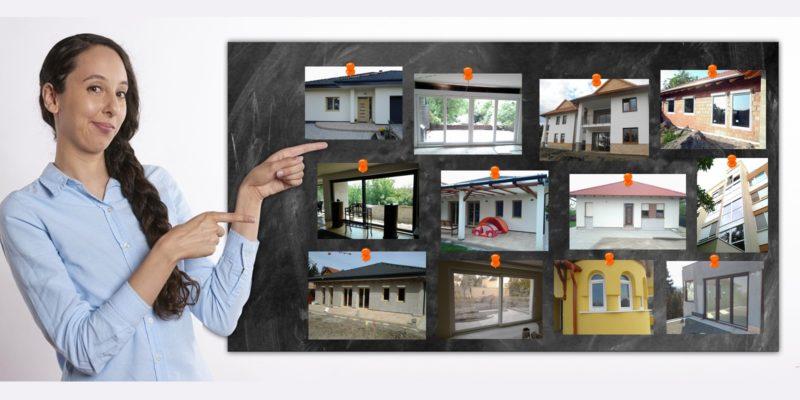 Passzívház ablak - WinDoor Trade