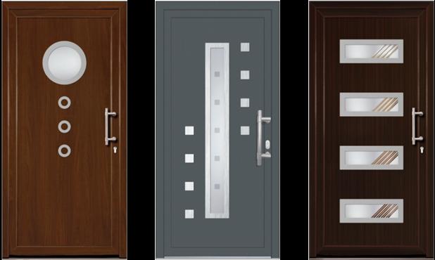 Veka Prémium modern ajtók